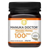 Madu Manuka Manuka Doctor MGO 100+ Multifloral Manuka Honey 250gr