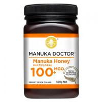 Madu Manuka Manuka Doctor MGO 100+ Multifloral Manuka Honey 500gr