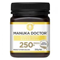 Madu Manuka Manuka Doctor MGO 250+ Monofloral Manuka Honey 250gr