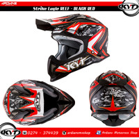 Helm, KYT, Strike Eagle Reef, Trail, Cross, Enduro, Trabas, Grasstrack
