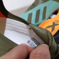 NEW Sepatu Bola Soccer Adidas X 18 1 Next Gen Cold Mode FG TERLARIS