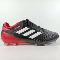 Sepatu Bola Adidas Copa 18 1 Core Black Red FG Replika Impor TERLARI