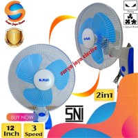 Kipas angin dinding 12 inch wall fan termurah harga pabrik