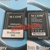 Baterai Mcom Doublepower Brandcode B4S Original