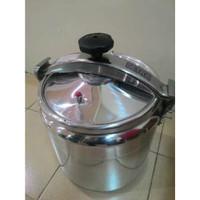 Panci Presto Commercial Pressure Cooker GETRA C-28 (15 Ltr)
