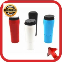 Kode : FLASH SALE KHB014 - Mighty Mug Botol Ajaib Anti Tumpah Anti