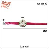 Jam Tangan Zodiak Fashion Wanita Analog - Leather Strap - 11 Pilihan