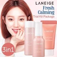 LANEIGE Fresh Calming Trial Kit (3items)