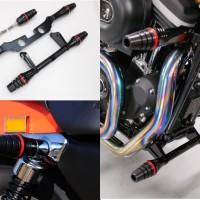 Frame Slider (3 Pcs) DLIVE Harley Davidson XL883R SPORTSTER