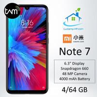 Xiaomi Redmi Note 7 4/64 GB Garansi Resmi