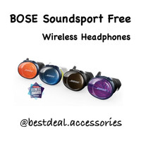 Bose Soundsport Free - Original Truly Wireless Earphone.