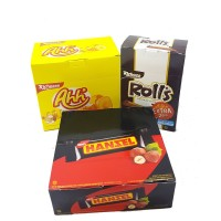 Paket Snack Mazter Nabati - Ahh Rolls Hanzel