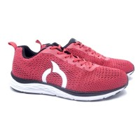 Sepatu Running Ortuseight Vector - Ortred-White
