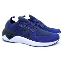 Sepatu Running Ortuseight Radiance - Navy-Black-White