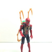 Mainan Action Figure Avengers Spiderman- Iron Spider Endgame