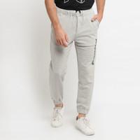 Papperdine Jeans 112 Misty Training Jogger Pants Bahan Katun Stretch 4