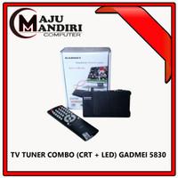 GADMEI TV TUNER CRT DAN LCD 5830 (PENGGANTI 5821)