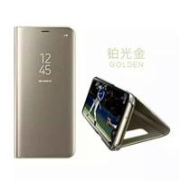 Flip Clear view stand standing cover case Xiaomi Redmi 5 Plus 5Plus