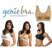 GENIE BRA ( 1 BOX ISI 3 SET/PCS )