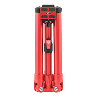 Benro MeFOTO Roadtrip Air Portable Travel Tripod - Red