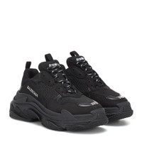 BALENCIAGA S Triple sneakers BLACK