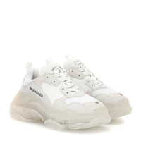 BALENCIAGA S Triple sneakers White