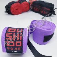 Hand Wrap Handwrap Bandage MMA Muay Thai Boxing Bandage 2.7m BUSHINDO