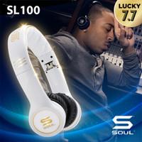 Soul by Ludacris SL100 Ultra Dynamic In-Ear Headphones