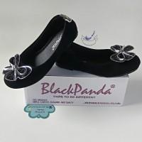 Sepatu Perempuan Flatshoes Wanita Sepatu Anak SlipOn Cewek Pita Keren