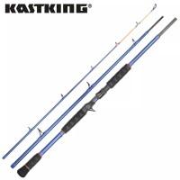 KastKing Kasnake 24T Casting Fishing Rod 2.21m H Power