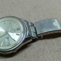Rantai jam seiko5 sportsmatic deluxe ori jam tangan antik seiko japan