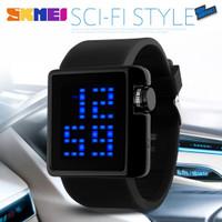 Jam Tangan Pria / SKMEI 1145 Digital Men / Jam Tangan Digital LED Ori