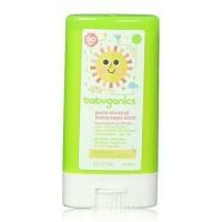 ready Babyganics Pure Mineral Sunscreen Stick Spf50 13gr sliha.id