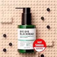Some By Mi Bye Bye Blackhead Green Tea Tox Bubble Cleanser 120gr