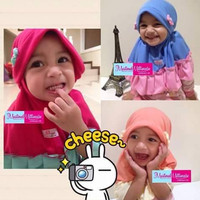 Bergo/Jilbab/Kerudung Nadia Kids - Miulan - Rinayya Store
