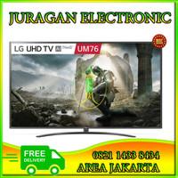 LG 55UM7600PTA 55 Inch UHD 4K Smart Flat LED TV 55UM7600 Magic Remote