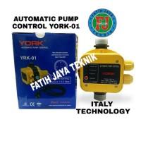 AUTOMATIC PRESURE CONTROL YORK YRK-01 NEW AUTO RESTART