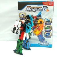 tobot magma 6/mainan anak laki