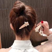 Jepit Rambut / Jepit Rambut korea super shiny dan mewah / Korea Style