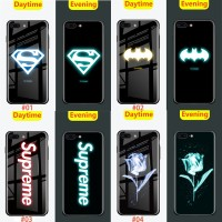Casing Hard Case iPhone 6 6S 6sp 7 8 7P 8P x Desain Supreme Glow In Th