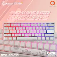 Ducky One 2 Mini White RGB LED 60% Mechanical Gaming Keyboard