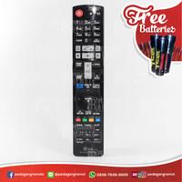 Remot/Remote Bluray-BD HomeTheater-HT LG AKB72976003 Ori/Original