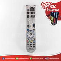 Remot/Remote Bluray-BD HomeTheater-HT LG AKB73616209 Ori/Original