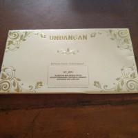 BLANKO UNDANGAN PERNIKAHAN HC-9911