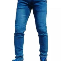 celana panjang pria/Jeans Pria FASHION TERBARU SKINNY ICEBLUE 27-32
