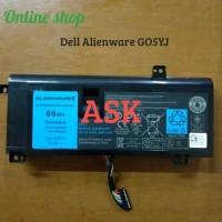 Baterai Laptop Original Dell Alienware M14X R3 R4 A14 Alienware 14