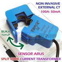 SCT 013 100A 50mA Split Core Current Transformer CT External Sensor AC