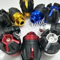 Terbaik Jalu - Cover As Roda Motor Aerox-Nmax-Pcx-Vario-Mio-Mx-Xride-