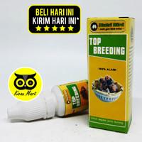 VITAMIN OBAT TERNAK BURUNG LOVEBIRD MURAI DLL TOP BREEDING NUTRIBIRD