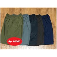 Grosir Ecer / celana kolor pria / celana pendek